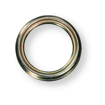 Steel sealing ring (filler ring) 14x19x2.2